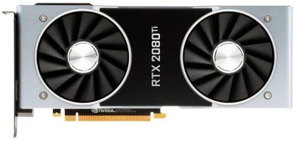 Quadro P400 vs GeForce RTX 2080 Ti [in 1 benchmark]